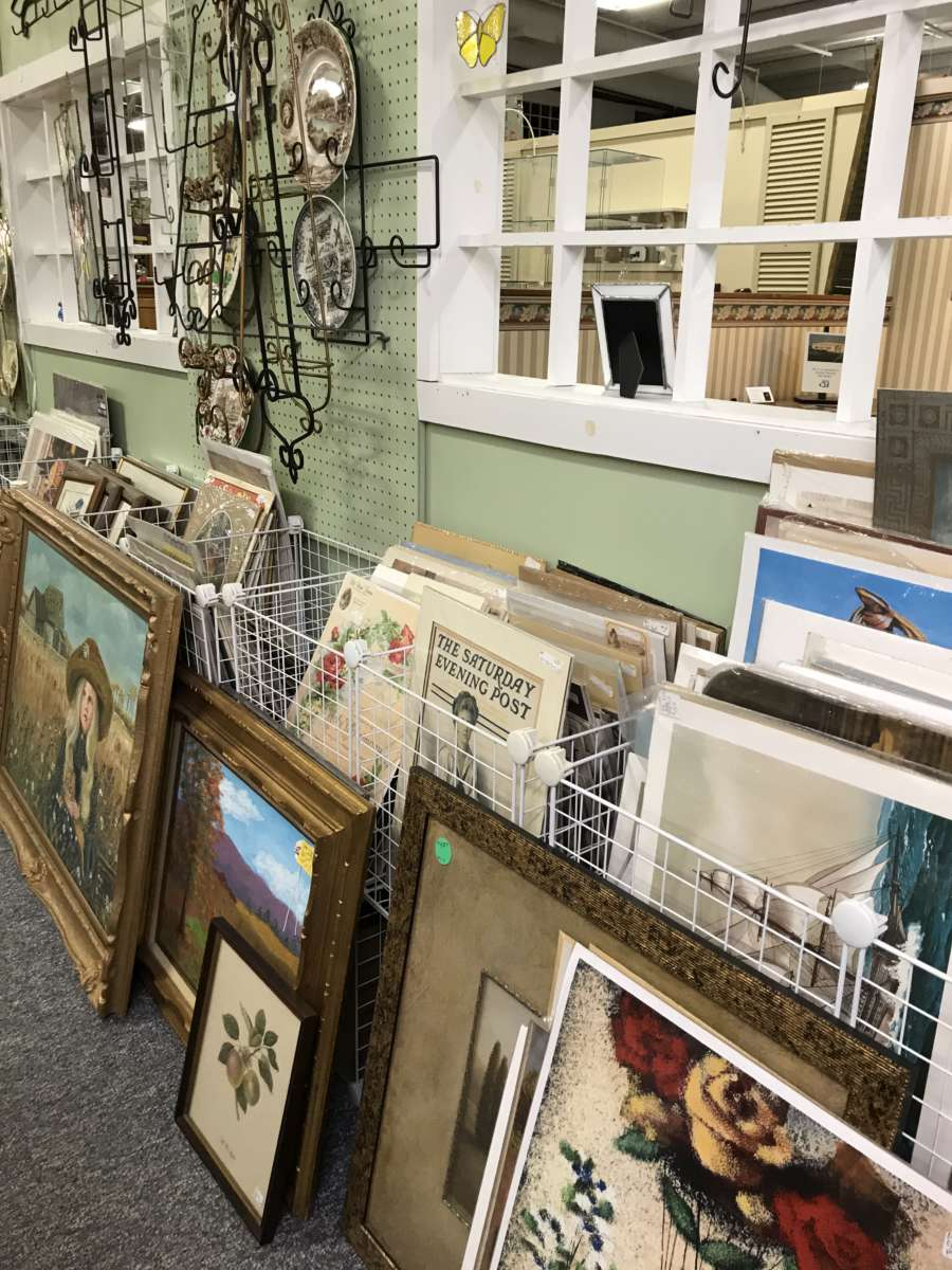 PRINTS TO FRAME – Antique Warehouse